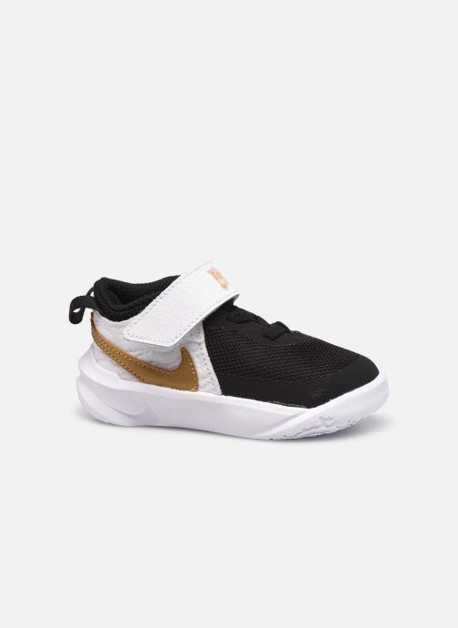 Sneakers Nike Team Hustle D 10 (Td) Zwart achterkant