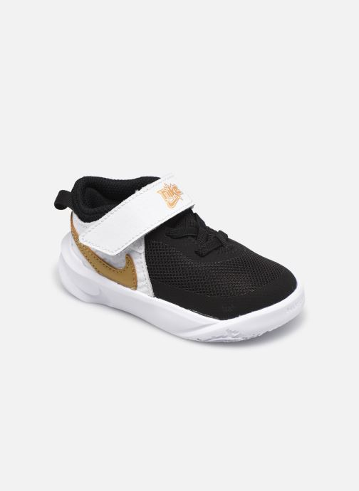 Sneakers Nike Team Hustle D 10 (Td) Zwart detail