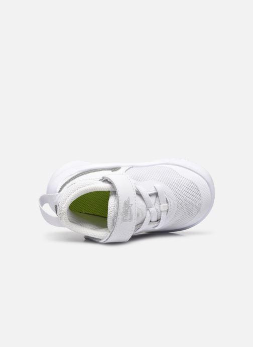 Sneakers Nike Team Hustle D 10 (Td) Wit links