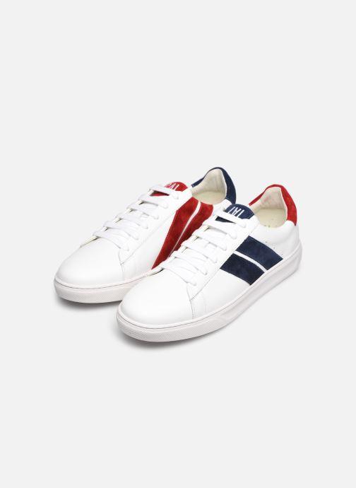 Sneaker Caval Slash M weiß ansicht von links