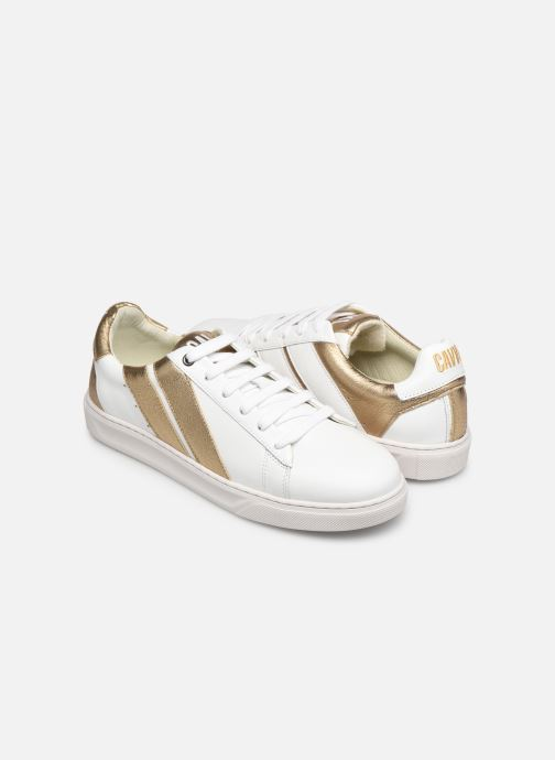 Sneakers Caval Slash W Bianco vedi dettaglio/paio