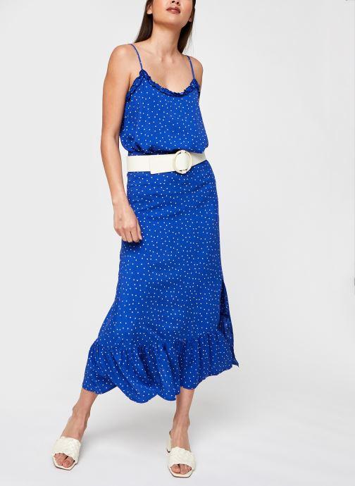 Vêtements Grace & Mila Clifford Bleu vue bas / vue portée sac