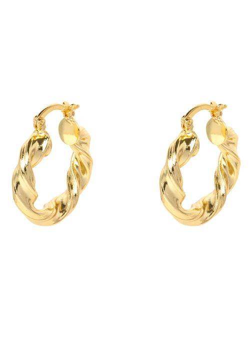 Sonstiges Emma & Chloé Boucle D'Oreille Ivie gold/bronze detaillierte ansicht/modell