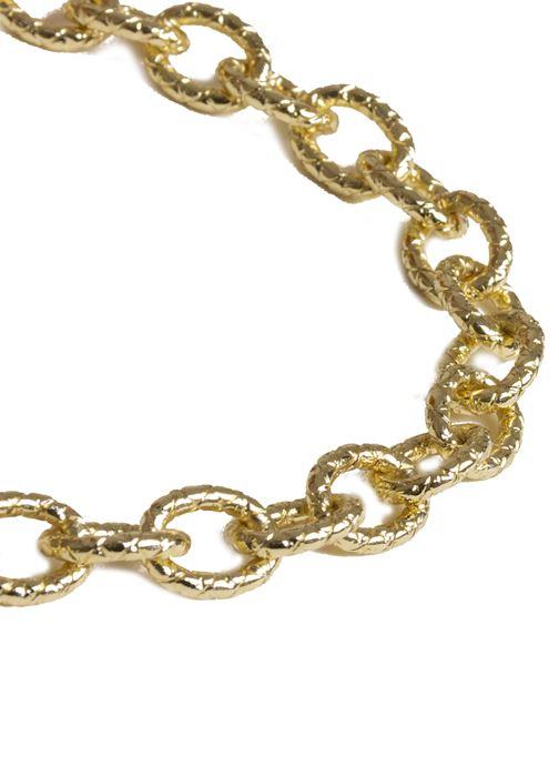 Divers Emma & Chloé Bracelet Pavo Or et bronze vue détail/paire