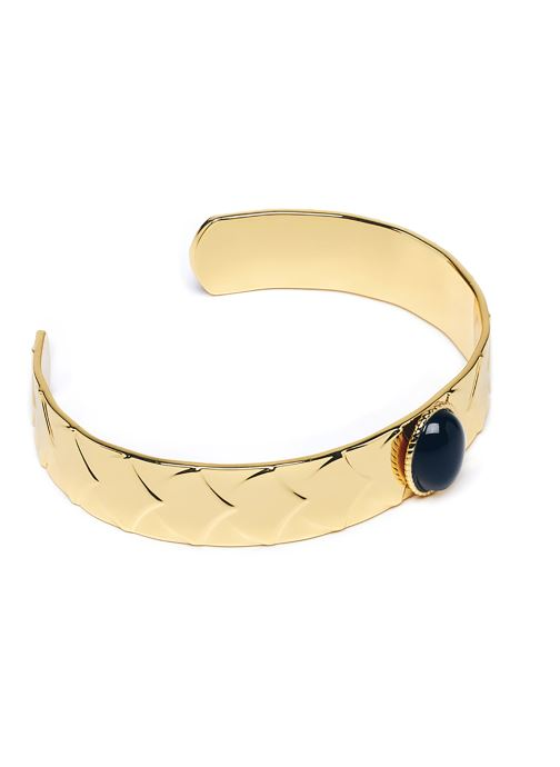 Sonstiges Emma & Chloé Bracelet Jonc Servane gold/bronze detaillierte ansicht/modell