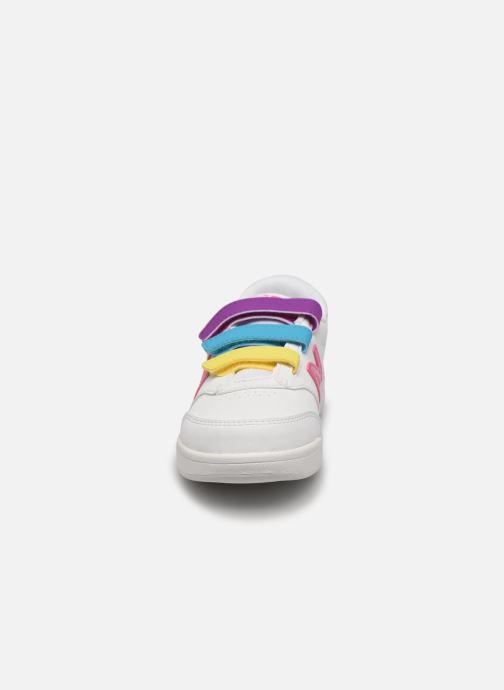 Sneaker New Balance PVCT60 weiß schuhe getragen