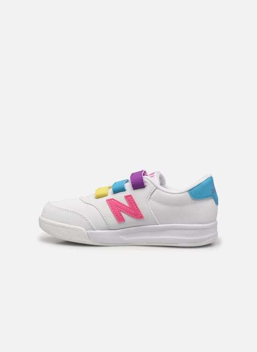 Sneaker New Balance PVCT60 weiß ansicht von vorne