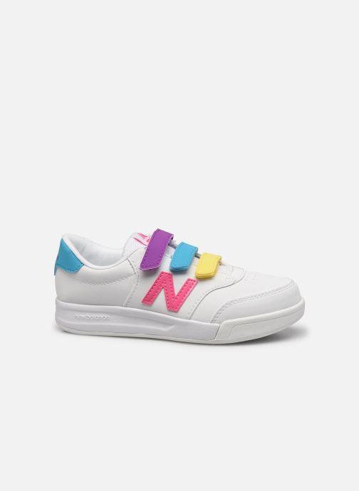 Sneaker New Balance PVCT60 weiß ansicht von hinten