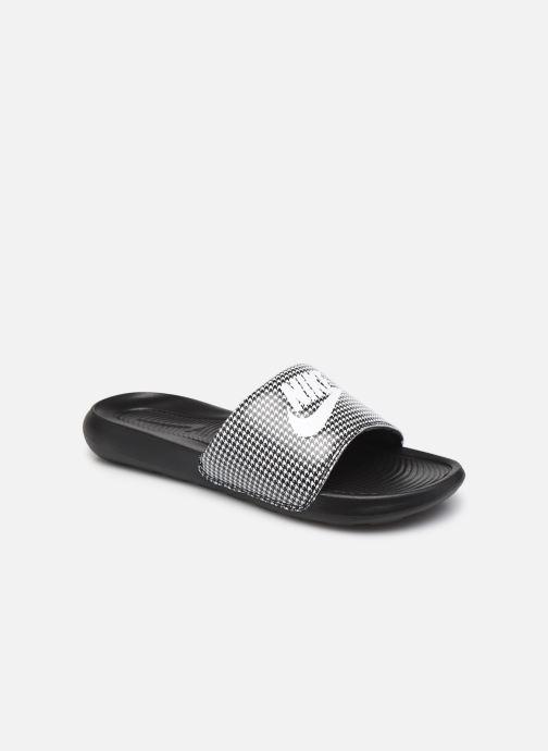 Sandalen Nike W Nike Victori One Slide Print schwarz detaillierte ansicht/modell