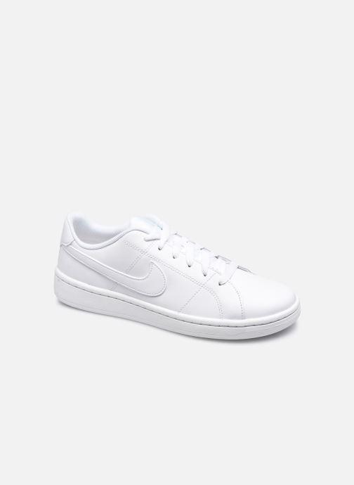 Baskets Nike Wmns Nike Court Royale 2 Blanc vue détail/paire