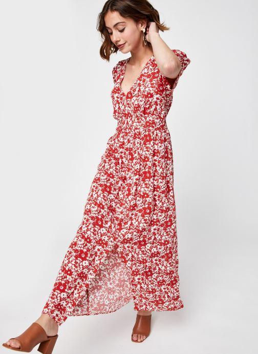 Vêtements An'ge Maelle Vl Rouge vue détail/paire