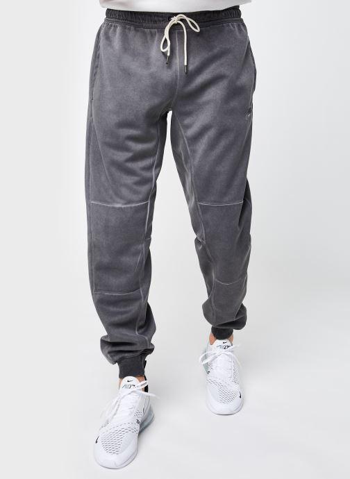 Vêtements Nike M Nsw Jsy Pant Wash Revival Noir vue détail/paire