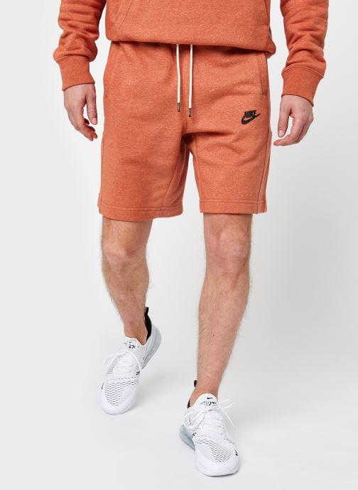 Ropa Nike M Nsw Sb Short Revival Naranja vista de detalle / par