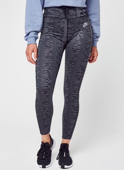 Vêtements Nike W Nk Air Epic Fast Tght 7_8 Pr Noir vue détail/paire