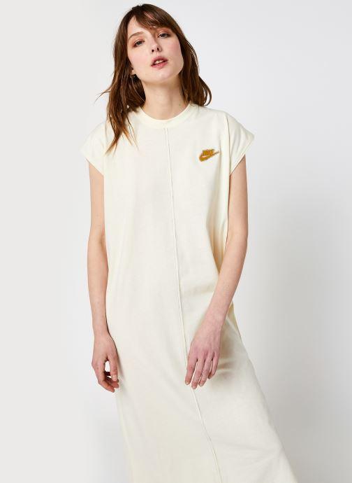 Kleding Nike W Nsw Dress Earth Day Ft Beige detail