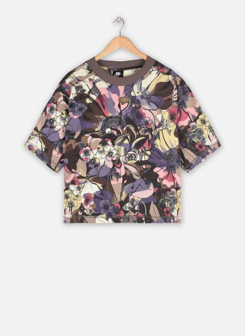 Abbigliamento Nike W Nsw Femme Top Ss Aop Plus Multicolore vedi dettaglio/paio