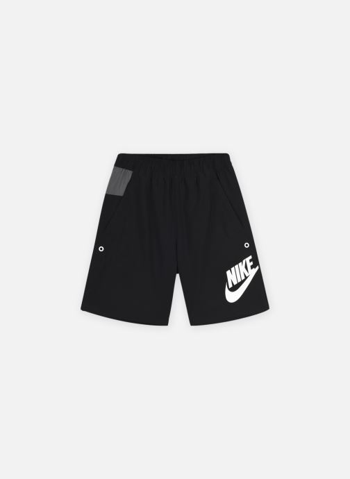 Vêtements Nike B Nsw Woven Hbr Short Noir vue détail/paire