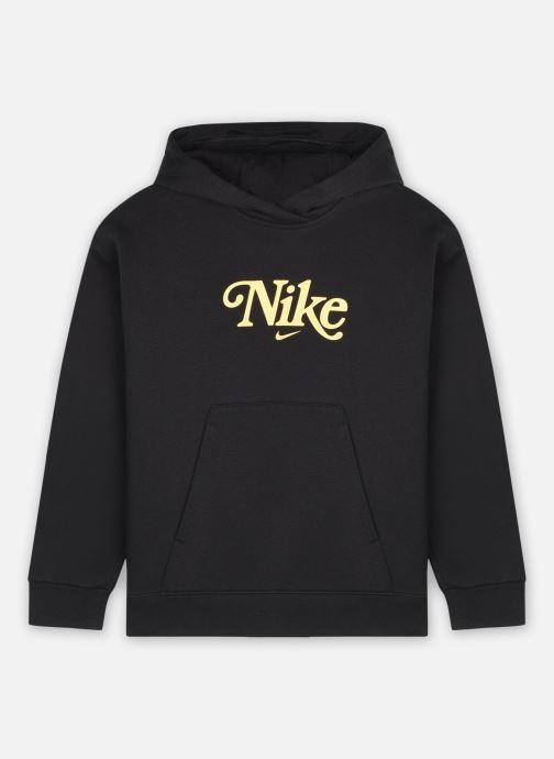 Vêtements Nike G Nsw Club Flc Bf Hd Energy Noir vue détail/paire