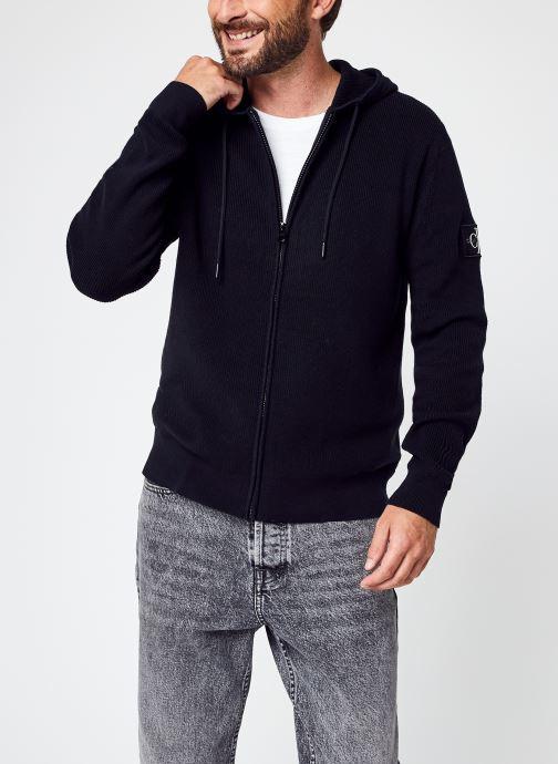Abbigliamento Accessori Textured Zip Through