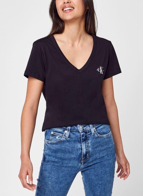 Vêtements Accessoires Monogram Slim V-Neck