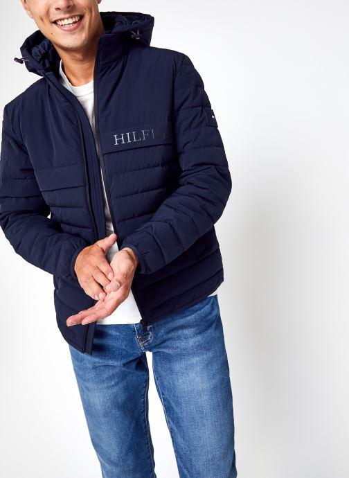 Vêtements Accessoires Stretch Hooded Jacket