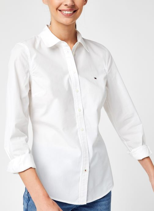 Vêtements Accessoires Org Cotton Regular LS