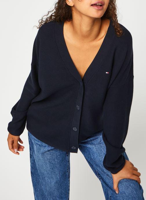 Vêtements Accessoires Org Co Texture V-Nk