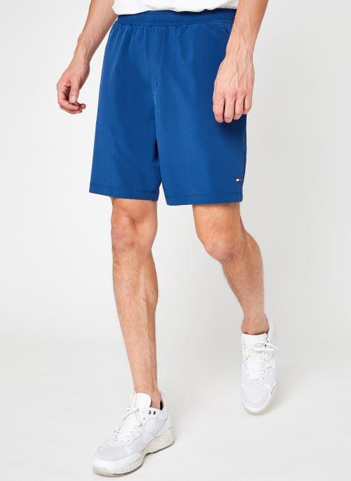 Abbigliamento Tommy Sport Logo Training Short Azzurro vedi dettaglio/paio