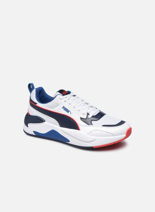Sneakers Puma X-Ray 2 Square Wit detail