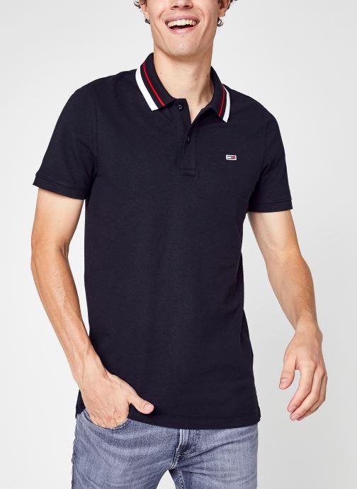 Vêtements Tommy Jeans Tjm Classics Tipped Noir vue détail/paire