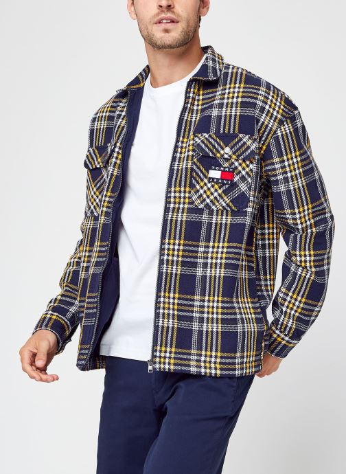 Kleding Accessoires Tjm Check Zip Overshirt