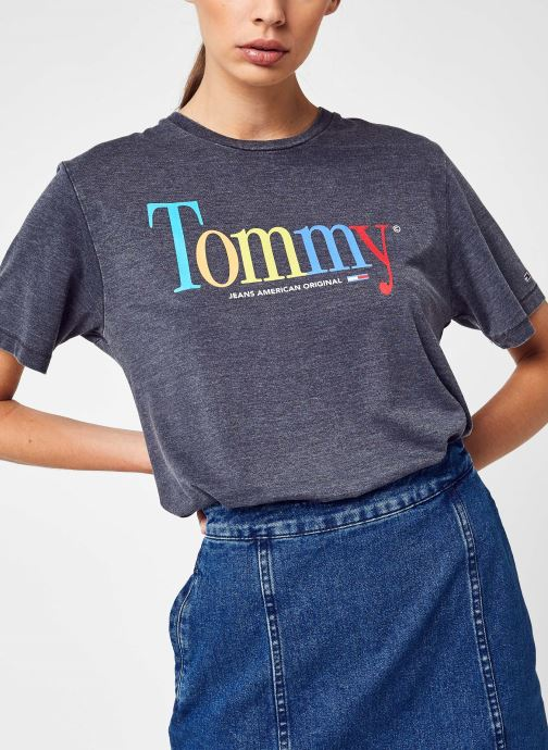 Ropa Accesorios Tjw Relaxed Color Tommy Tee