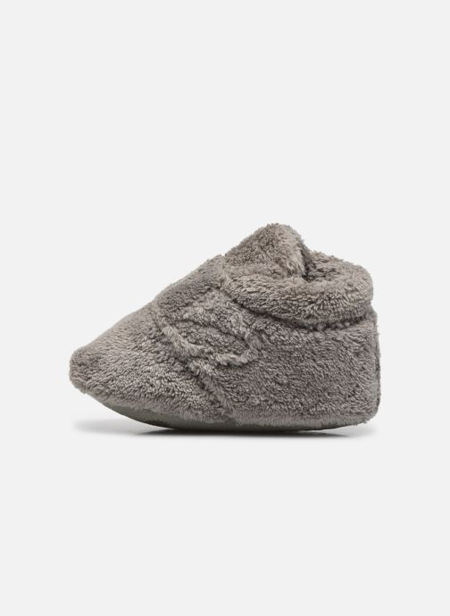 Pantofole UGG BIXBEE Grigio immagine frontale