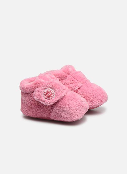 Pantoffels UGG BIXBEE Roze detail