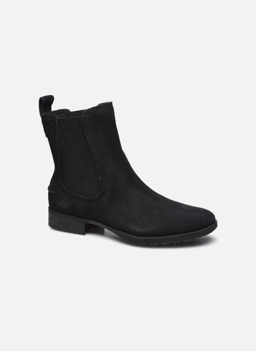 Stiefeletten & Boots UGG HILLHURST II schwarz detaillierte ansicht/modell