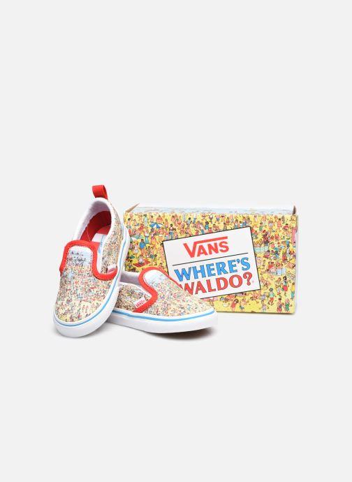 Sneaker Vans Td Slip-On V mehrfarbig 3 von 4 ansichten