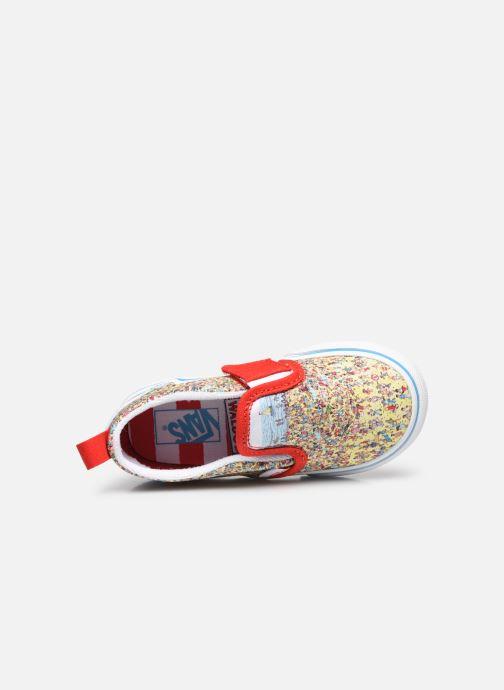 Sneaker Vans Td Slip-On V mehrfarbig ansicht von links