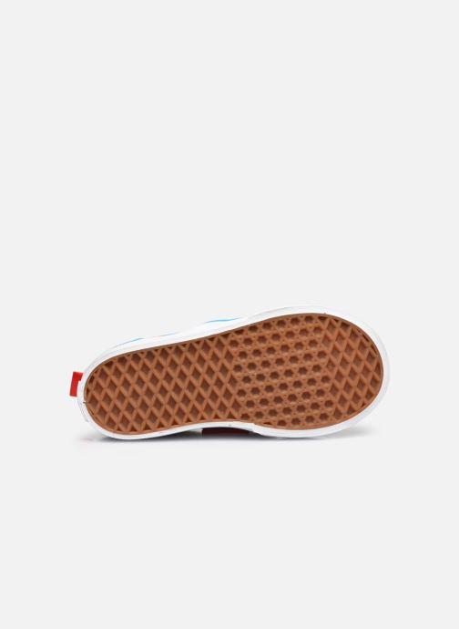 Sneaker Vans Td Slip-On V mehrfarbig ansicht von oben