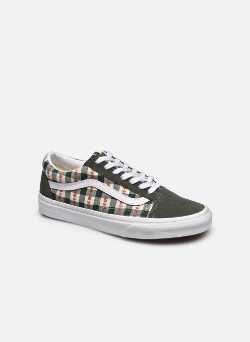 Sneaker Vans Ua Old Skool W grau detaillierte ansicht/modell