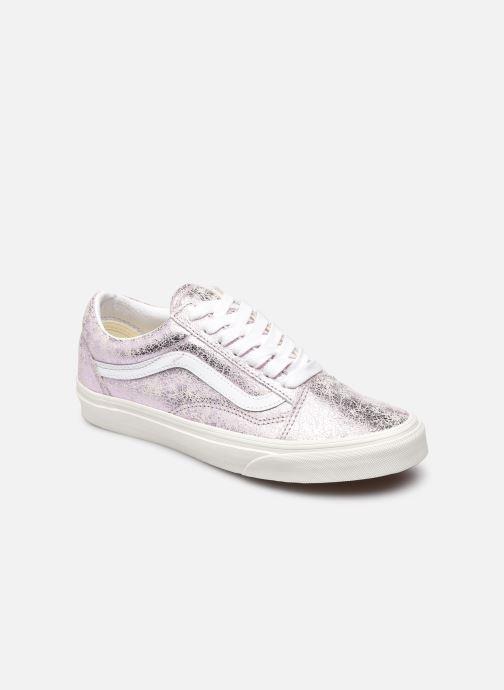 Sneaker Vans Ua Old Skool W rosa detaillierte ansicht/modell