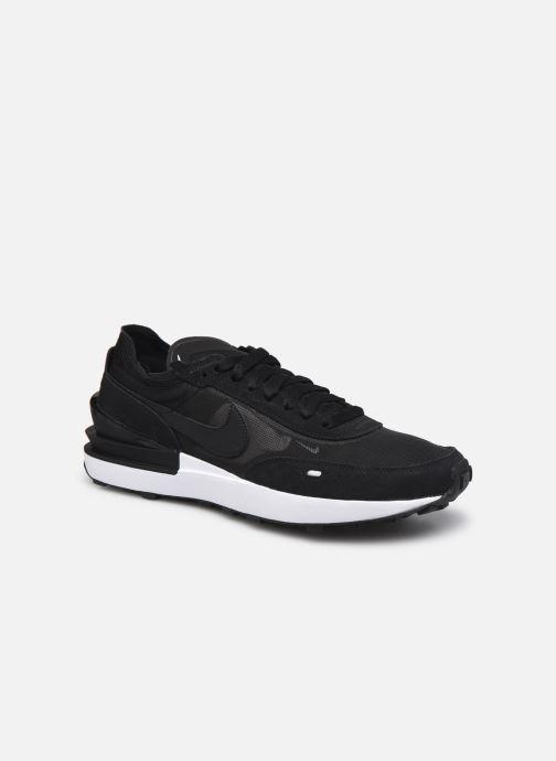 Deportivas Nike Nike Waffle One Negro vista de detalle / par