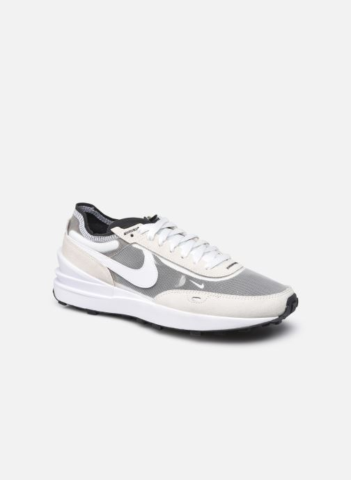 Baskets Nike Nike Waffle One Blanc vue détail/paire