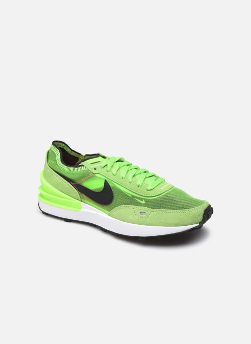 Baskets Nike Nike Waffle One Vert vue détail/paire