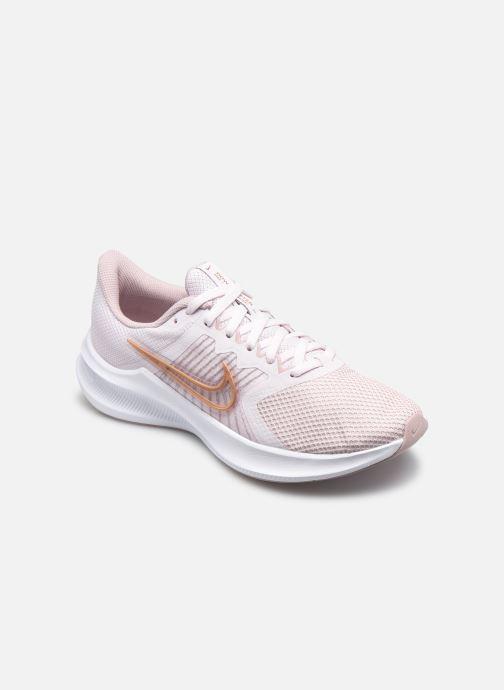 Chaussures de sport Nike Wmns Nike Downshifter 11 Violet vue détail/paire