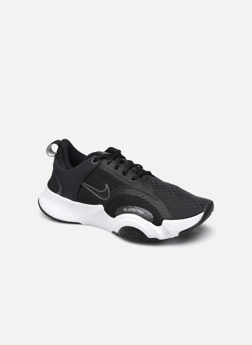 Sneakers Nike W Nike Superrep Go 2 Zwart detail