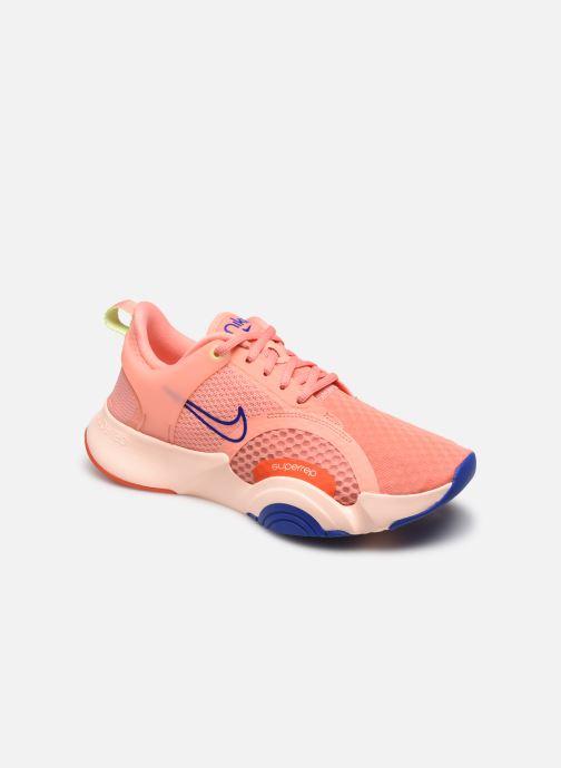 Baskets Nike W Nike Superrep Go 2 Orange vue détail/paire