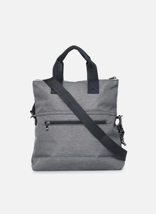 Handtaschen Kipling Eleva grau ansicht von vorne