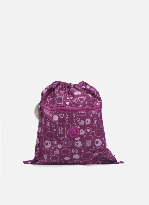 Sporttaschen Kipling Supertaboo lila detaillierte ansicht/modell