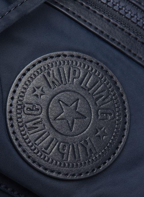 Bolsos de mano Kipling Violet S Azul vista lateral izquierda