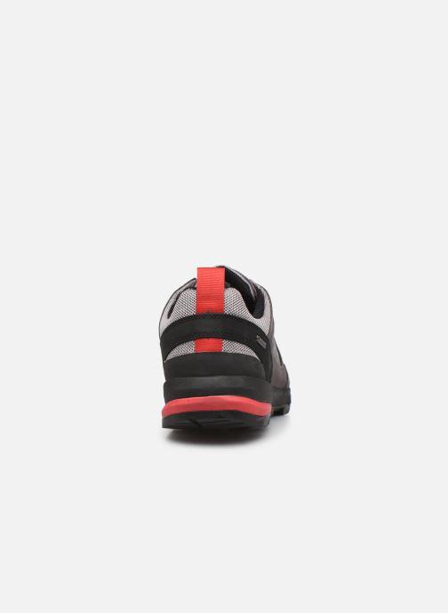 Sneaker Aigle Douvet Gtx grau ansicht von rechts